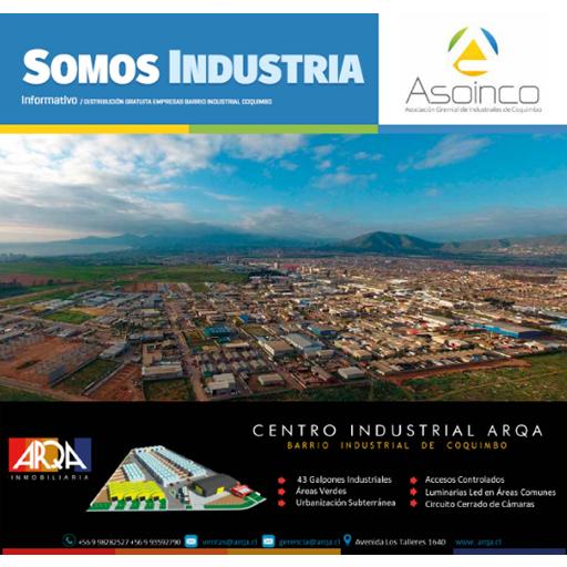 Somos Industrias - Edición 01