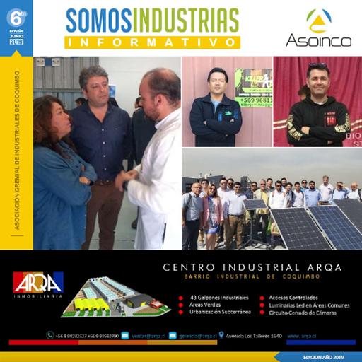 Somos Industrias - Edición 06