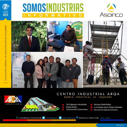 Somos Industrias - Edición 07