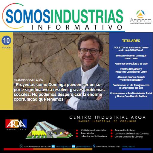 Somos Industrias - Edición 10