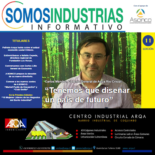 Somos Industrias - Edición 11