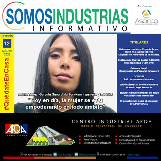Somos Industrias - Edición 12