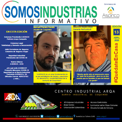 Somos Industrias - Edición 13