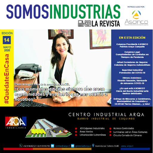 Somos Industrias - Edición 14