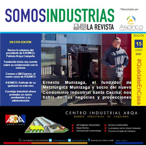 Somos Industrias - Edición 15
