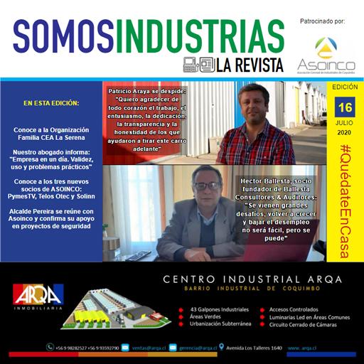 Somos Industrias - Edición 16