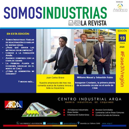 Somos Industrias - Edición 19