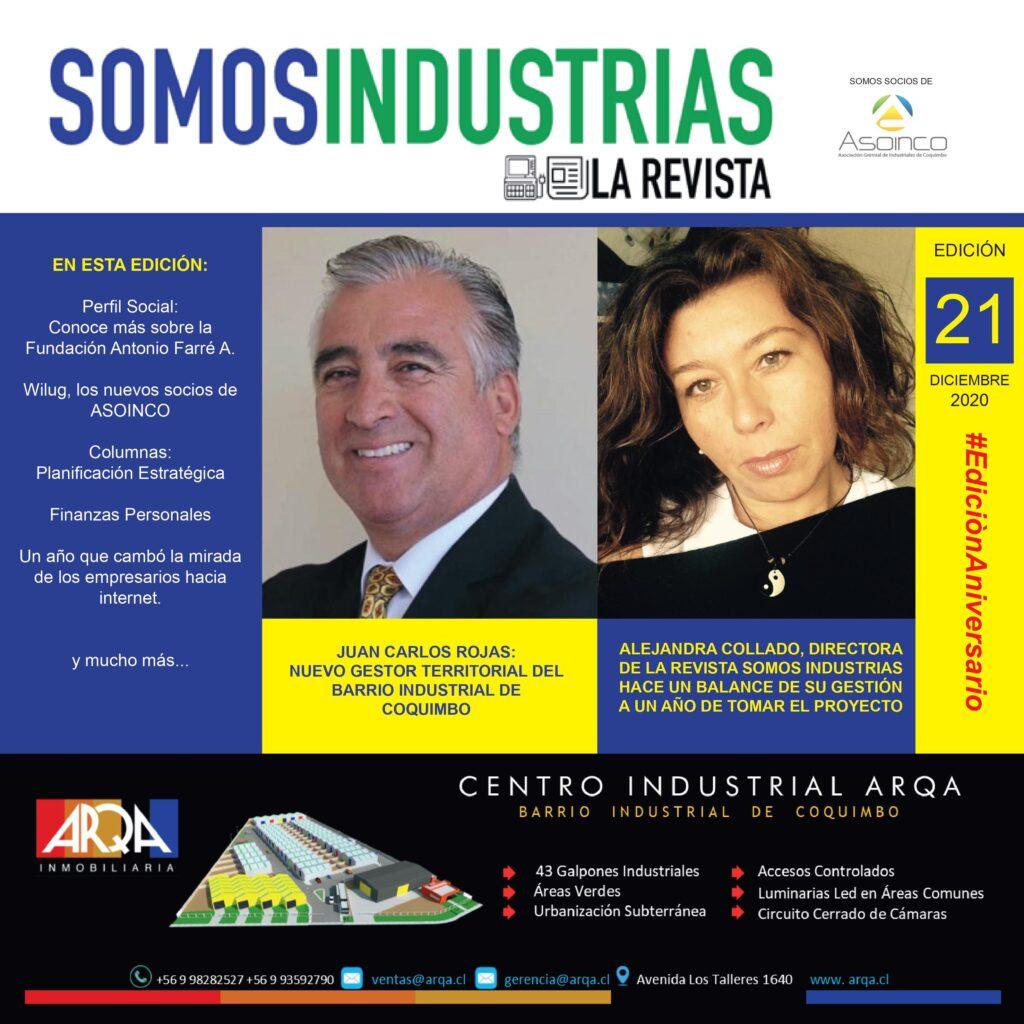 Somos Industrias - Edición 21